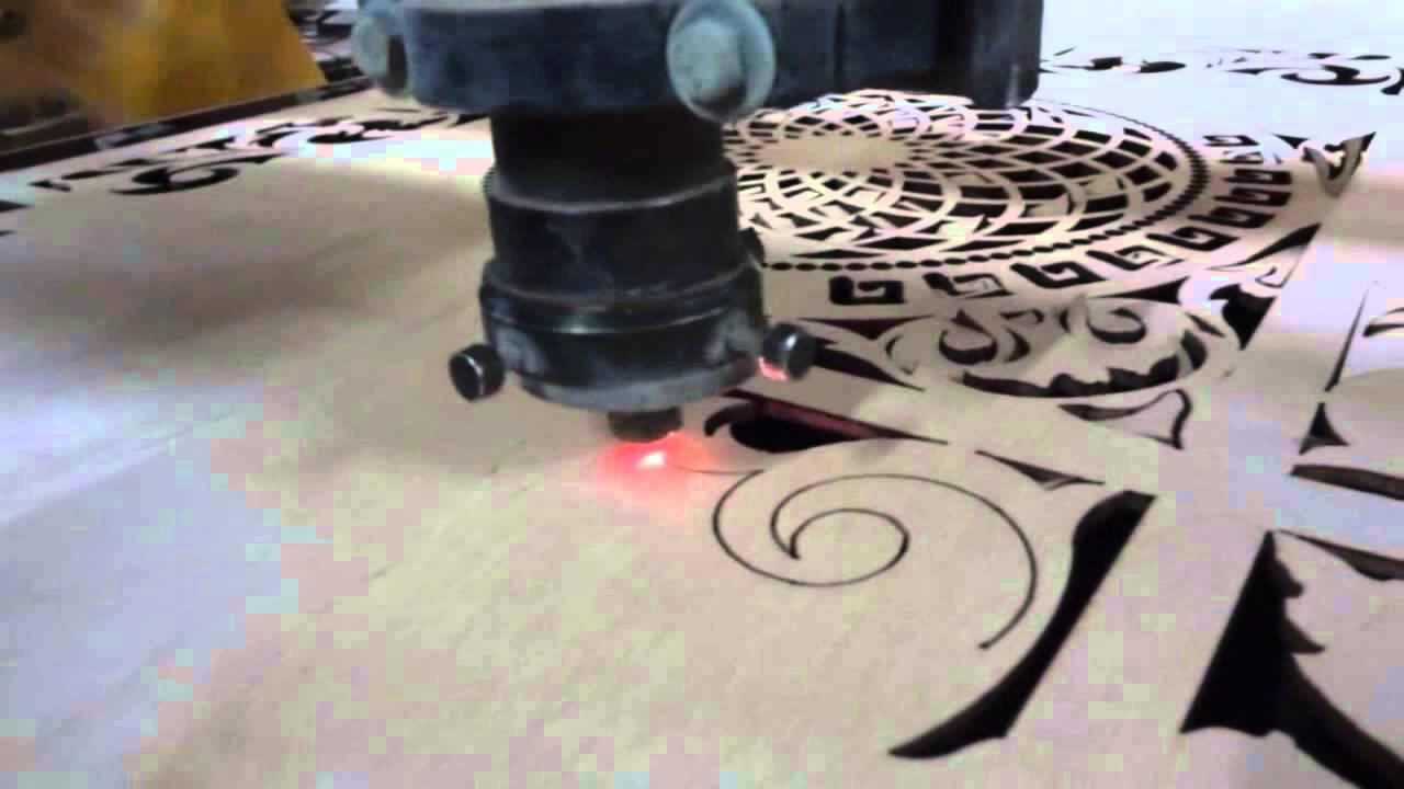 Лазер для резьбы по дереву